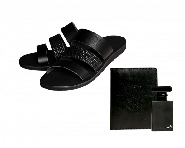 ΠΑΟΚ Luxury Set Black 011670