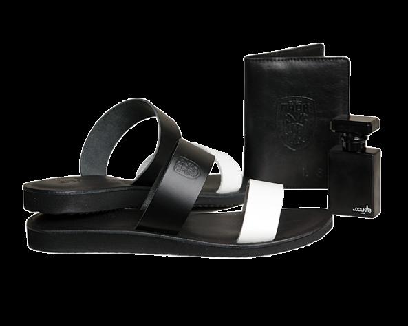 ΠΑΟΚ Luxury Set Black & White 011669