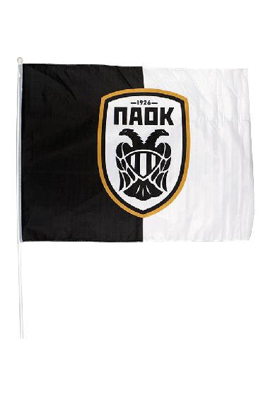 Σημαία  ΠΑΟΚ 150-250 Εκατοστά