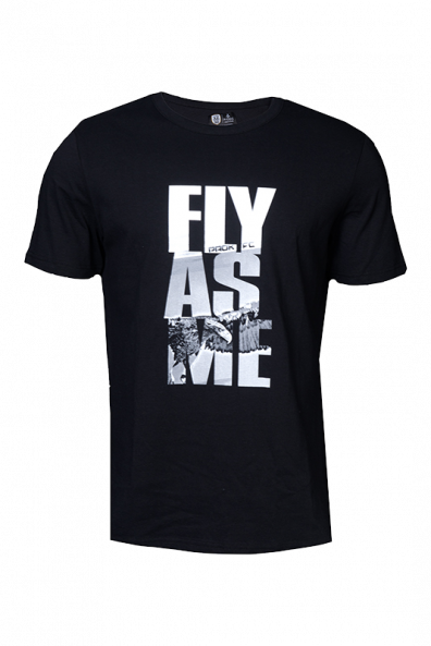 T-shirt  ΠΑΟΚ FLY AS ME 010704