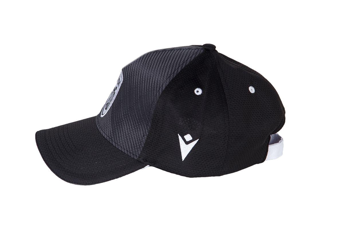 Καπέλο ΠΑΟΚ Μαύρο MACRON 20-21