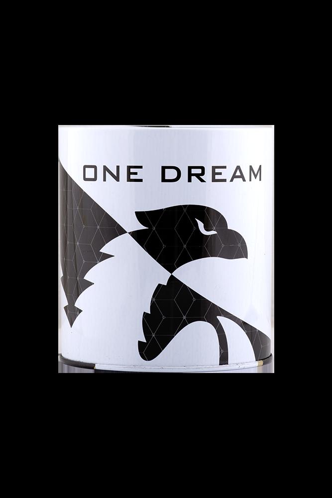 Μολυβοθήκη Μεταλλική ΠΑΟΚ Ασπρόμαυρη 10Χ11 ONE TEAM ONE DREAM