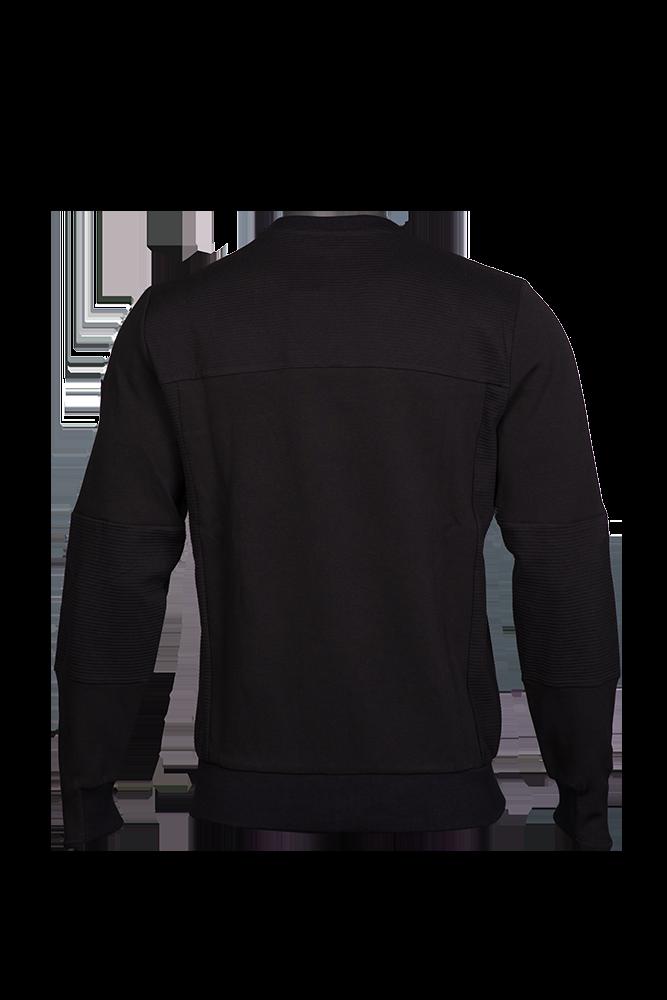 Μπλούζα ΠΑΟΚ Μαύρη Λάστιχο Μανίκι 011781