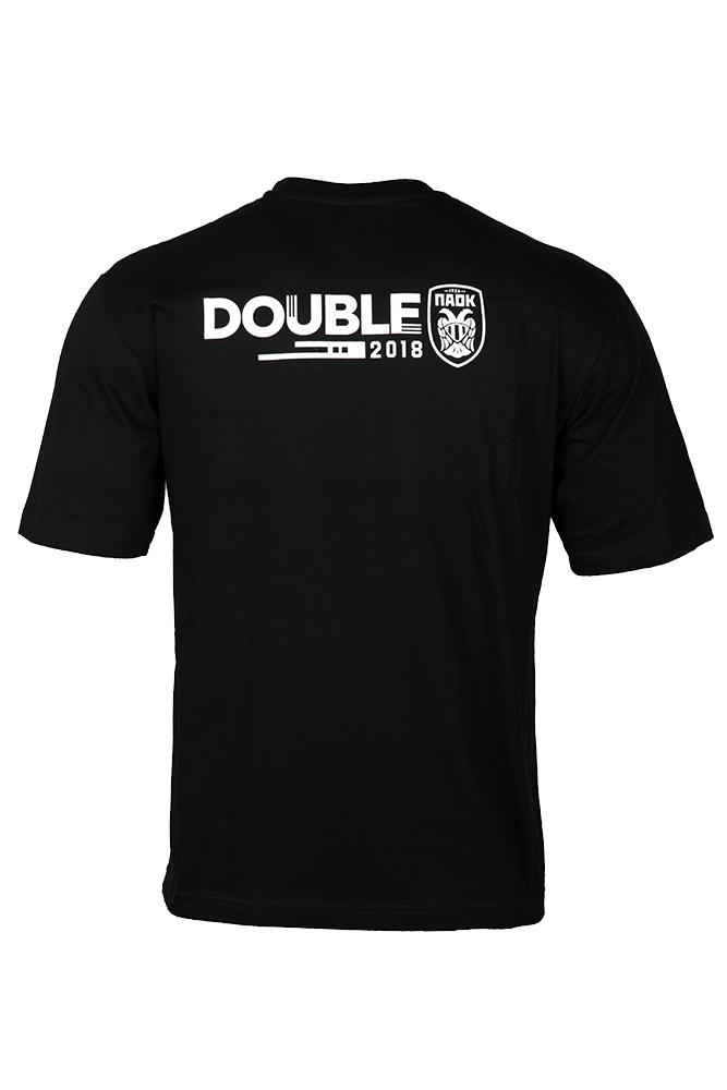 T-shirt ΠΑΟΚ Πρόεδρε Για Σένα 2018 Double 008514